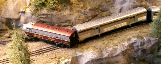 derailed-model-train