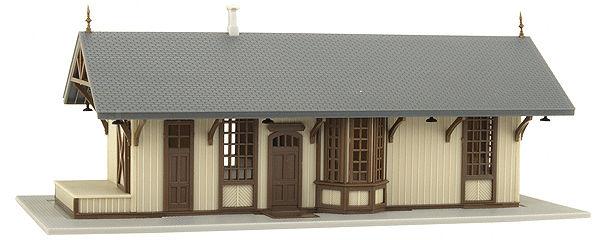 model-passenger-station