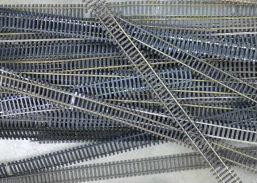 model-train-tracks