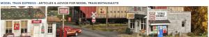 model train express