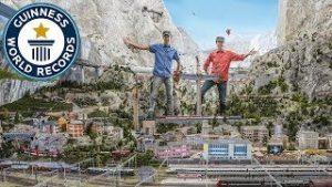 Miniatur Wunderland: Largest model train set – Meet The Record Breakers