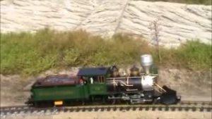 Model Trains Video Clips Part 2