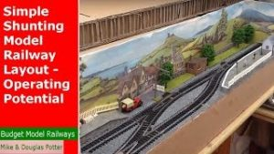 How To Make A Simple Shunting / Switching Model Railway Layout Part Three – Operating Potential