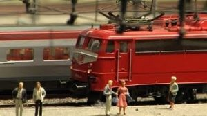 Model Railroad and Model Trains in HO Scale from Germany