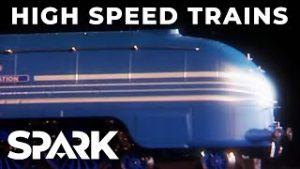 Record Speed Steam Trains   Speed Machines   Spark
