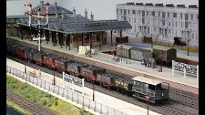 London Festival of Model Railways 2018