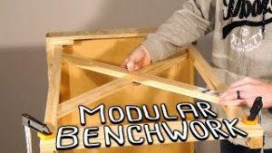 Building a Model Railway – Part 1 – Modular Benchwork