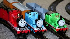 James The Red Engine Is My Newest Model Train