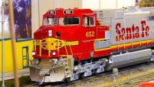 GREAT MODEL RAILROAD RAILWAY GAUGE 1 SCALE 1:32 * MODEL LOCOMOTIVES, MODEL TRAIN