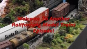Railfanning Model Trains Intro 4!