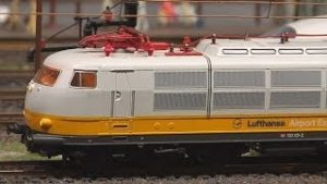 Model Train Paradise – Famous Model Railroad Layout built by Bernhard Stein in HO Scale