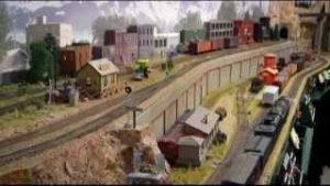 Plano Model Train Layout
