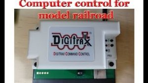 Computer control for model railroad
