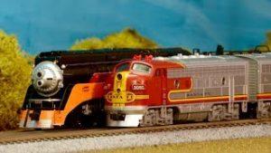 Model Trains – N Scale
