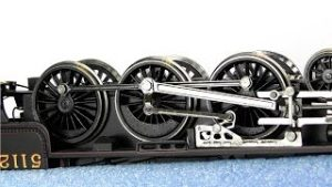 Model Train Maintenance: Wheel Cleaning