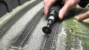 Building a Model Railway – Part 3 – Track Laying