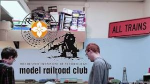 Club Spotlight: Model Railroad