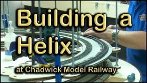 Building A Helix At Chadwick Model Railway Jpg Model Train Express