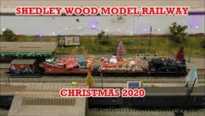 Shedley Wood Model Railway – Christmas Special 2020