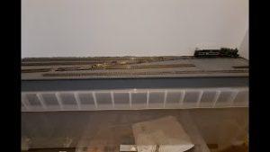 My 00 Gauge Mirco Model Railway Layout Part 1