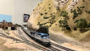 NON STOP HO Scale Model Trains Ep.4