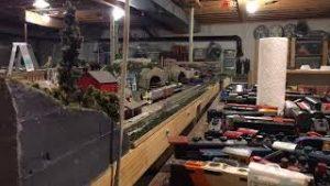 Operating Ho Model Trains Live