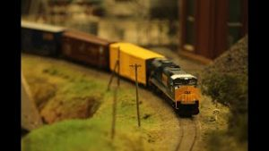 Model Trains with Real Sounds – 12/5/20