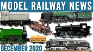 Model Railway News | December 2020 | New Models On The Way!