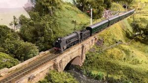 Southern Steam – Yorkshire Dales Model Railway