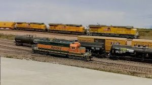 BNSF Switcher Ops. Model Train Layout Built for Operations and Realism. Season 2019 Episode 18,