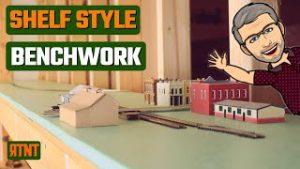 Model Railroad Benchwork Construction