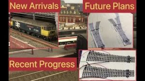 Davidson Parkway Model Railway: Layout Update: New Arrivals, Future Plans and Recent Progress