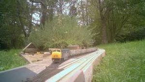 Feeding the wildlife by model train. Part 2 – The trains