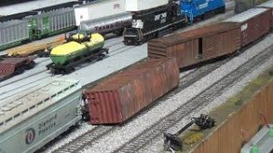HO Scale Norfolk Southern Model Trains and More!