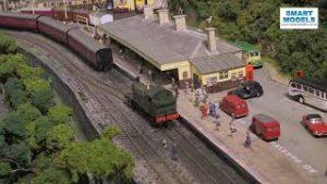 Superb model railway layout: St Ives in OO gauge