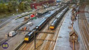 Weston-Super-Mare – Model Railway Exhibition – Virtual Model Train Show