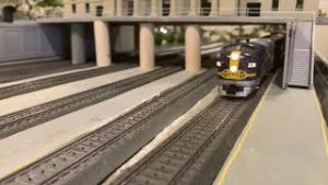 Model trains in action ho scale | Marklin ho