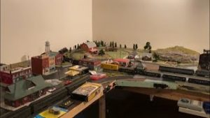 January 2021 Model Railroad Layout Tour