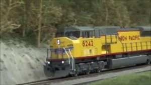 K-10's Model Trains