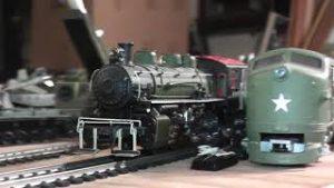 Akane Model Trains Handcrafted HO Brass USRA 0-6-0 Switcher Steam Engine Tender Great Northern Ry GN