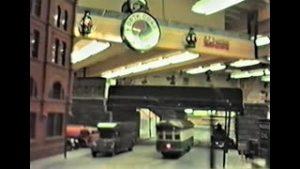 32 – M&NB   Model RR  – Twin City Model Railroad at Bandanna Square –   Early Video by John Hill