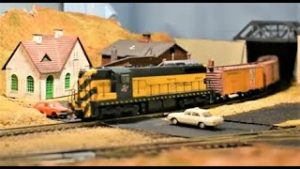 34 – M&NB Model Railroad – Train Watching – 1960s  Trip to Northern Minnesota, Wisconsin – Part 1