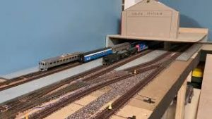 Layout Tour – Lockdown Project (cv19) 2020. HO scale model railroad.