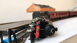 Model Railway. Crashes, Mishaps & Out-takes. #traincrash #modelrailway