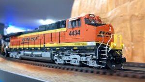 Model Railroad HO Scale Gauge Train Layout at Suncoast Model Railroad Club