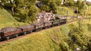 Tarpaulins, Wagon Upgrades and Coach Weathering – Yorkshire Dales Model Railway