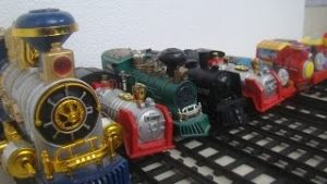 TOY TRAIN VIDEO FOR CHILDREN – TOP SPEED TOY TRAINS FOR KIDS