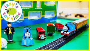 Thomas and Friends BACHMANN DELUXE TRAIN SET! Fun Toy Trains