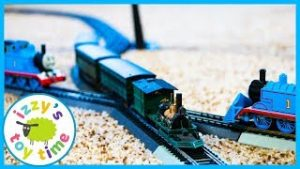 Thomas and Friends with JOHN BULL BACHMANN! Fun Toy Trains !