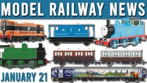Model Railway News | January 2021 | More New Model Trains On The Way!